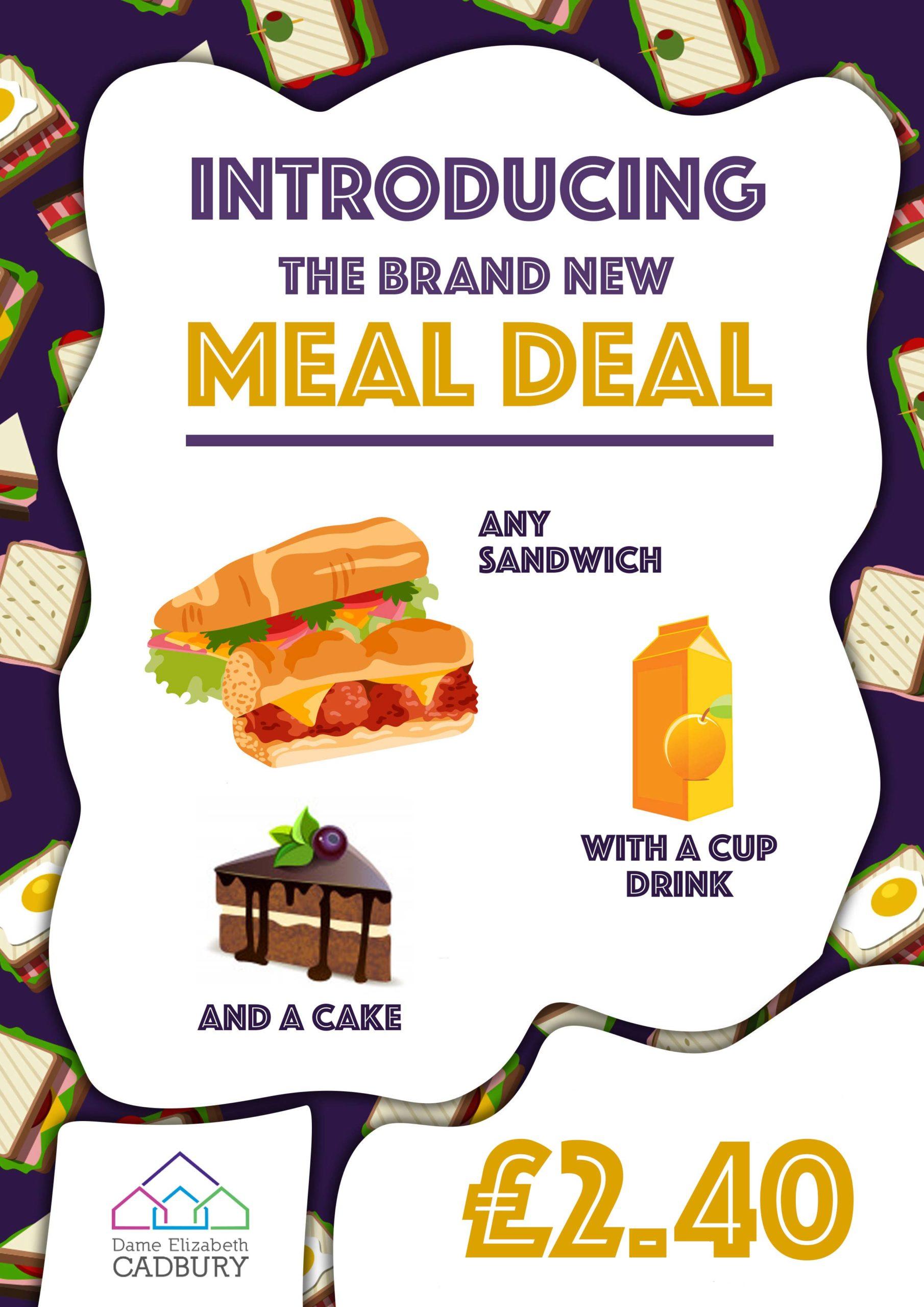 Sandwich meal deal