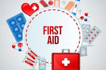 first-aid-kit-realistic-circular-frame-composition-medical-emergency-treatment-supplies-with-bandage-pills_1284-27384